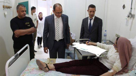 بسبب وعكات صحية مفاجئة وحادث مرور: تمكين مترشحين للبكالوريا من إجراء الامتحانات في المستشفيات