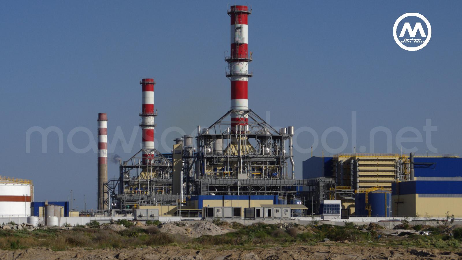 المجال الصناعي بالبلاد التونسية – جغرافيا - الثالثة آداب واقتصاد وتصرف