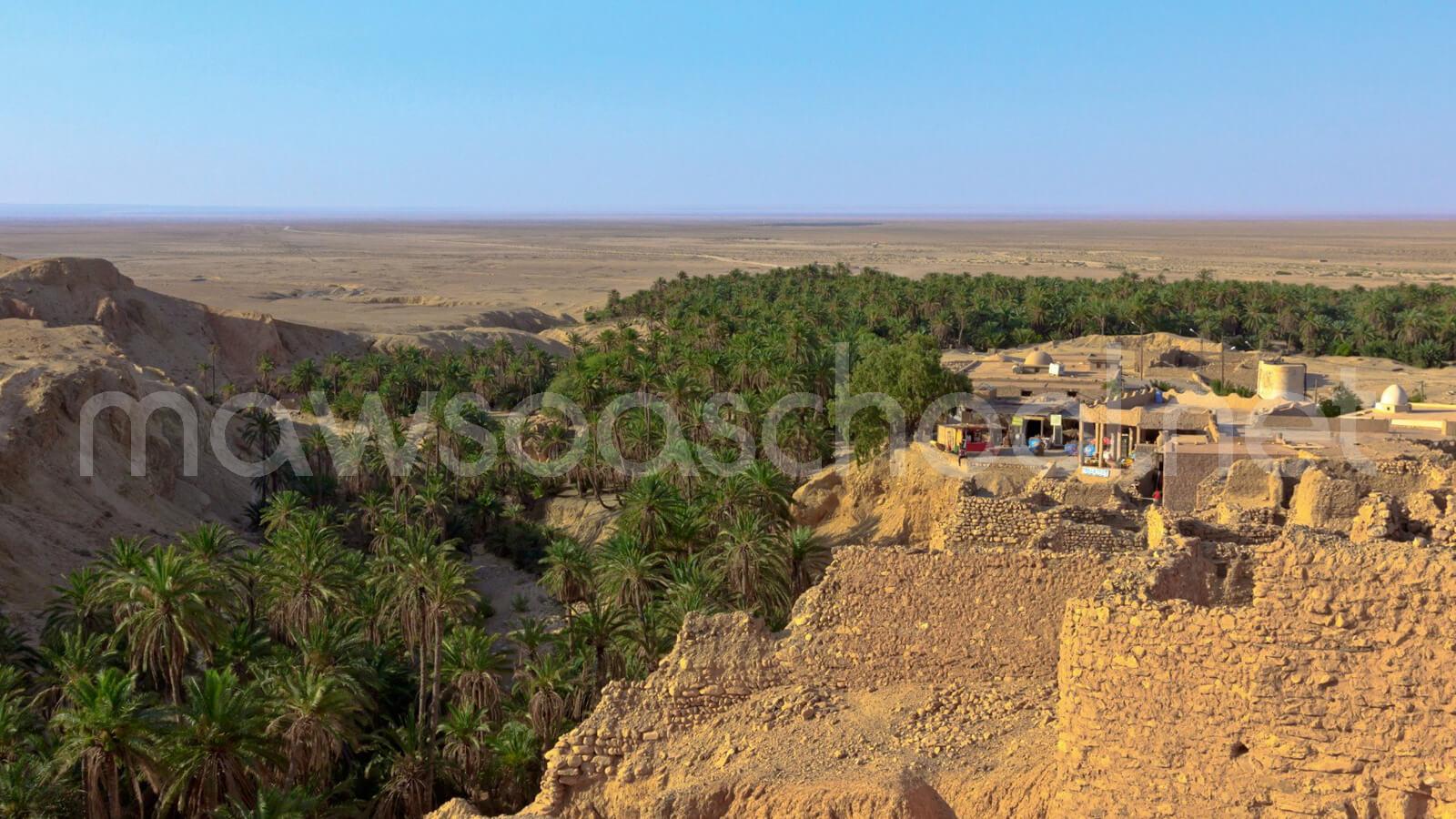 الوسط الطبيعي: المزايا والضغوطات - البلاد التونسية – جغرافيا – ثالثة آداب واقتصاد وتصرف