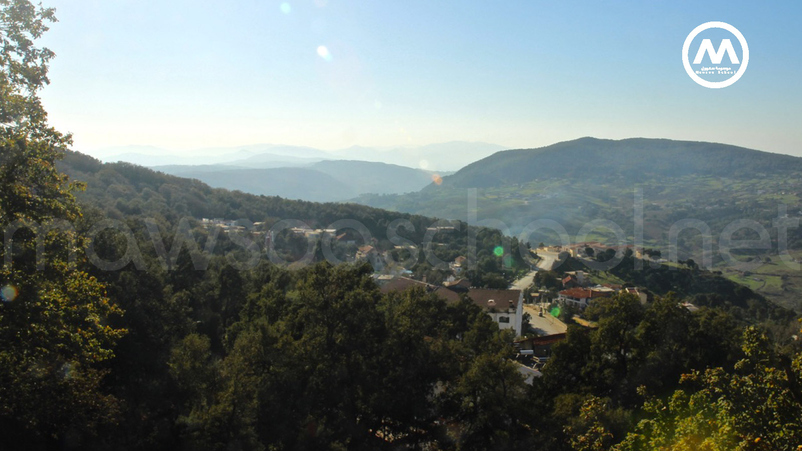 التهيئة الترابيّة بالبلاد التونسية – جغرافيا - الثالثة آداب واقتصاد وتصرف